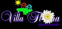 Villa Flora Samos apartments Logo