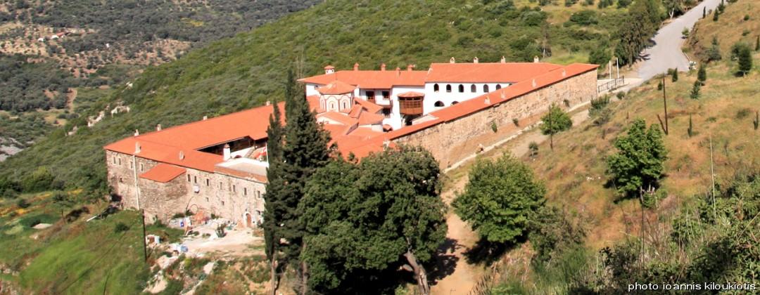 monastery timios stauros ireon samos