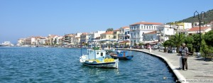 all about samos city sightsee