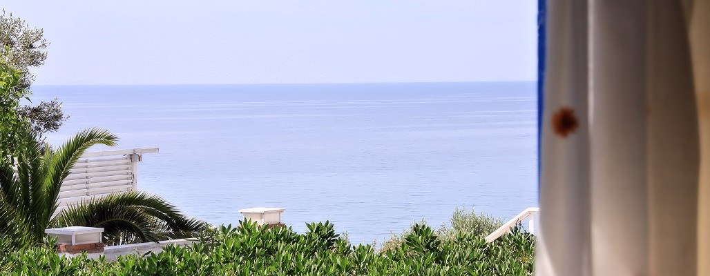 Samos accommodation studio hotel villa flora