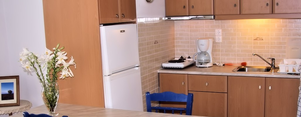 accommodation in Samos island superior apartment studio